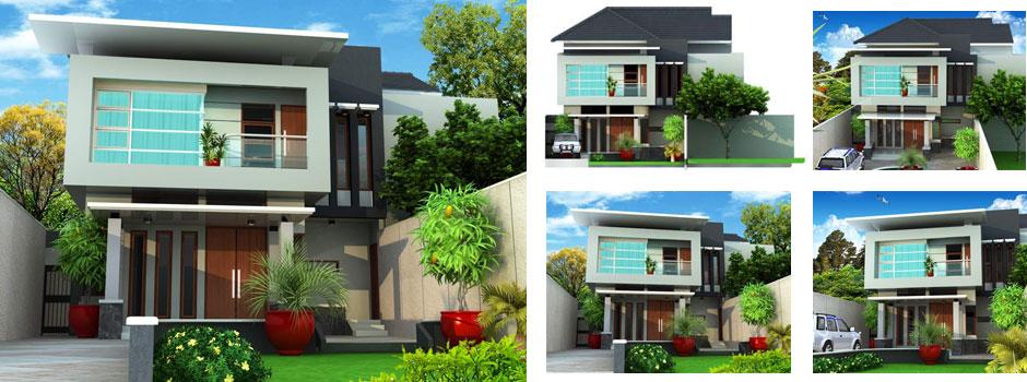 Denah Rumah   Desain Rumah Online dan Jasa Kontraktor Rumah
